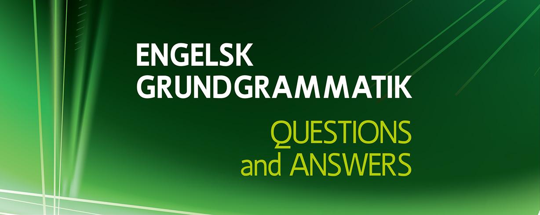 Engelsk grundgrammatik iBog | Engelsk grundgrammatik (iBog)