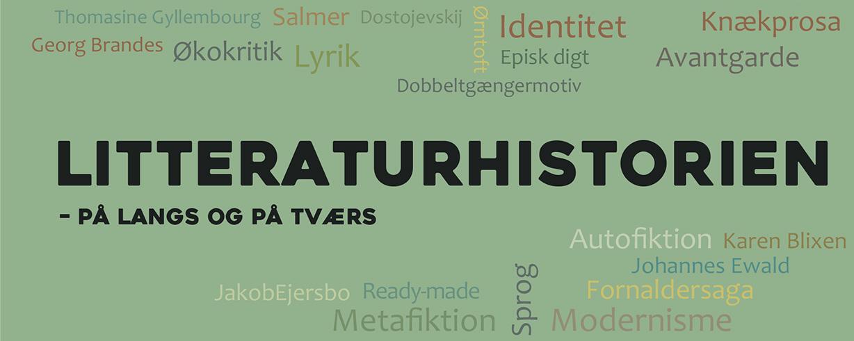 perioder i dansk litteratur